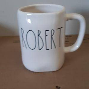Rae Dunn LL ROBERT Mug